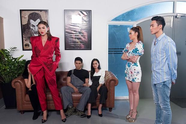 Chẳng hẹn mà gặp, Thanh Hằng và Hoàng Yến đều chọn Kỳ Duyên làm đối thủ đụng hàng trong The Face tập 3 - Ảnh 6.