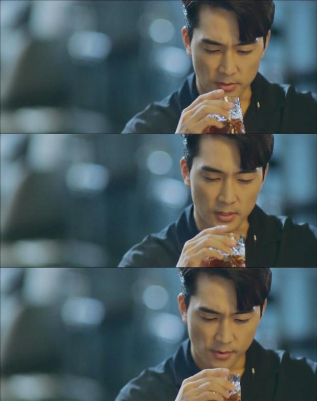 Đố bạn nhận ra ông chú đầu nấm này lại chính là... tài tử Song Seung Hun - Ảnh 2.