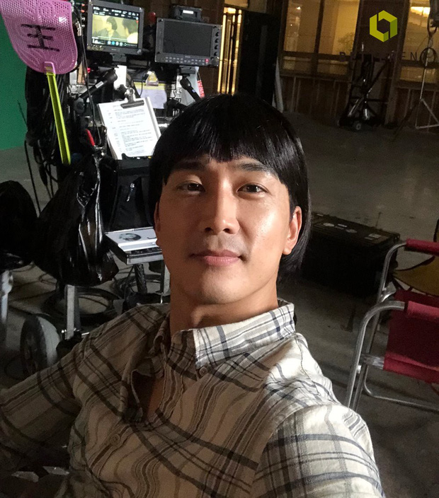 Đố bạn nhận ra ông chú đầu nấm này lại chính là... tài tử Song Seung Hun - Ảnh 5.