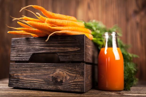 Muốn giảm béo mặt hiệu quả thì không nên bỏ qua 7 loại thực phẩm sau - Ảnh 1.