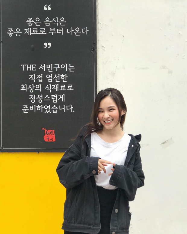 Yumi Dương: Em gái MC Yumi Dương ngày càng xinh đẹp, công khai bạn trai - Ảnh 9