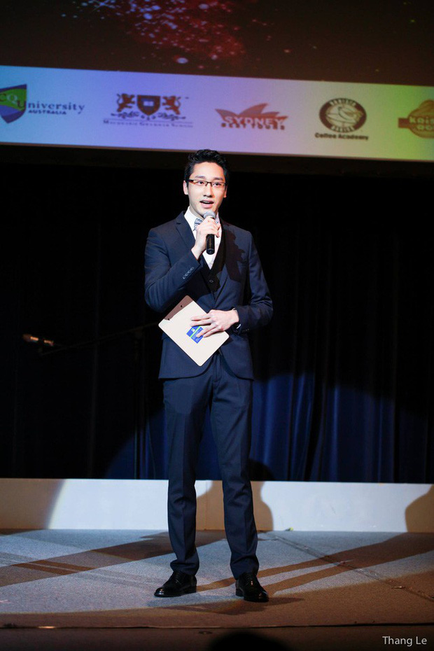 Soái ca du học sinh Việt tại Úc cao m8, IELTS 9.0, là nhà khoa học Việt Nam duy nhất tham gia Hội nghị vi sinh lớn nhất thế giới - Ảnh 2.