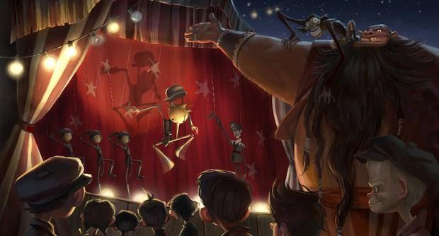 Đạo diễn Người Đẹp và Thủy Quái sẽ tái sinh Cậu bé người gỗ Pinocchio trên Netflix - Ảnh 2.