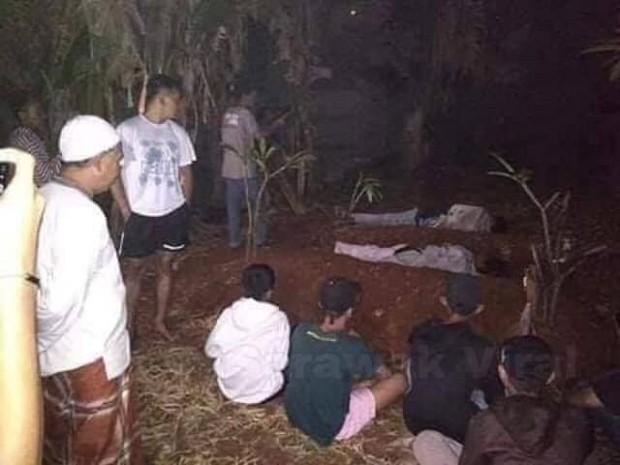 Giả ma dọa dân làng, 2 thanh niên vừa bị bắt ra nghĩa trang nằm ngủ cả đêm cho chừa thói đùa dai - Ảnh 4.