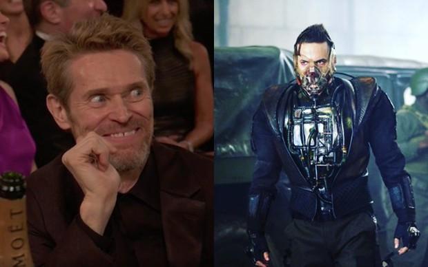 Tạo hình ác nhân Bane bản truyền hình bị chê kém sang, thua xa Tom Hardy của The Dark Knight Rises - Ảnh 5.
