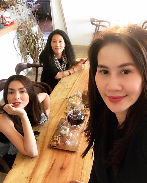 Sao Việt chúc mừng sinh nhật tuổi 32 của Tăng Thanh Hà: Tuổi mới bớt khó tính, bớt cầu toàn và hết lèm bèm! - Ảnh 1.