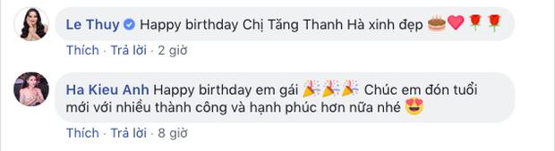 Sao Việt chúc mừng sinh nhật tuổi 32 của Tăng Thanh Hà: Tuổi mới bớt khó tính, bớt cầu toàn và hết lèm bèm! - Ảnh 2.