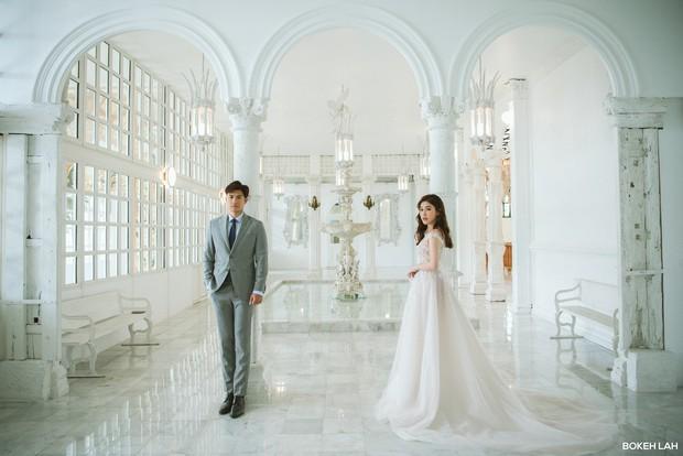 Một gương mặt đình đám của hội con nhà giàu Việt vừa hé lộ ảnh cưới đẹp như mơ ở Thái Lan - Ảnh 6.