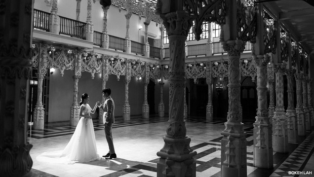 Một gương mặt đình đám của hội con nhà giàu Việt vừa hé lộ ảnh cưới đẹp như mơ ở Thái Lan - Ảnh 7.