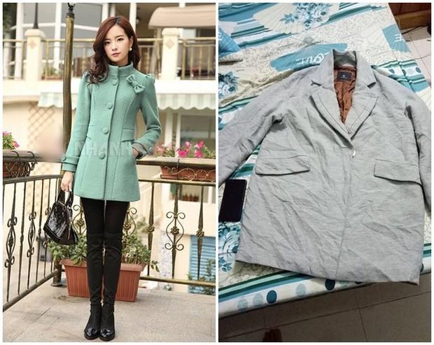 Chồng mua hàng online áo dạ 300k tặng vợ và nhận về cái kết đắng - Ảnh 1.
