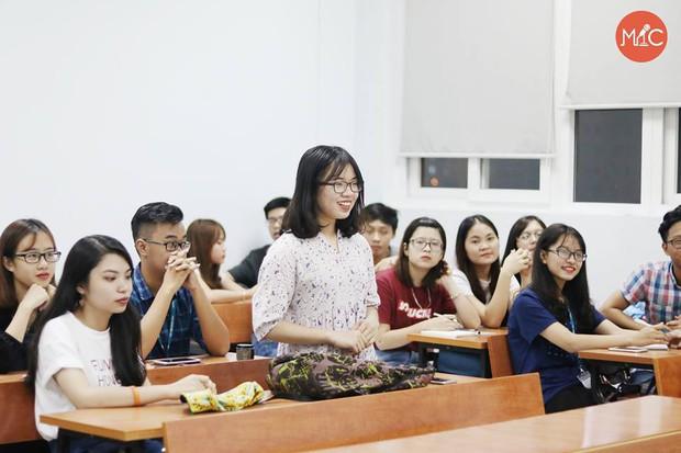 CLB sinh viên quy tụ toàn trai xinh gái đẹp, đào tạo rất nhiều gương mặt MC quen thuộc cho VTV, VTC - Ảnh 12.