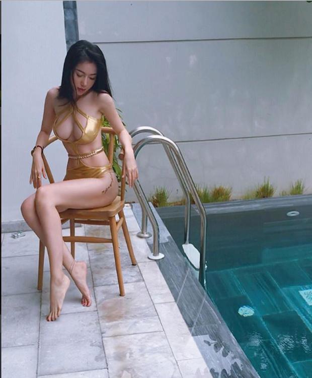 """Không chỉ Mai Phương Thúy gây chú ý với vòng một 95 cm, showbiz Việt còn nhiều số đo cực """"khủng"""" khác - Ảnh 2."""