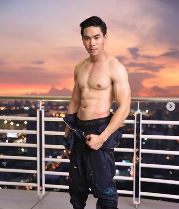 Chấm điểm body cực phẩm của dàn mỹ nam The Face Men Thái: Ai hot nhất? - Ảnh 4.