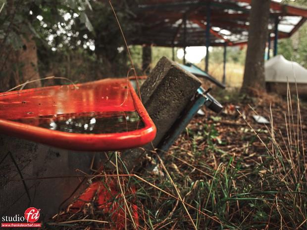 Cảnh hoang tàn đầy ma mị như phim kinh dị của công viên nước bị chìm vào quên lãng suốt 12 năm vì phá sản - Ảnh 9.