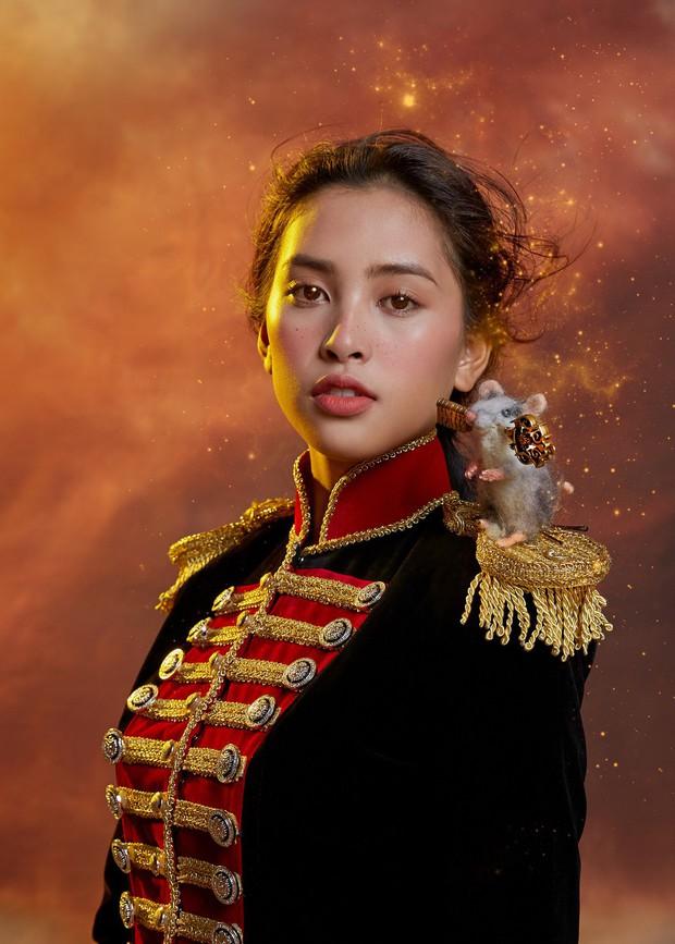 Hoa hậu Tiểu Vy xinh như công chúa trong buổi ra mắt Kẹp Hạt Dẻ và Bốn Vương Quốc - Ảnh 8.