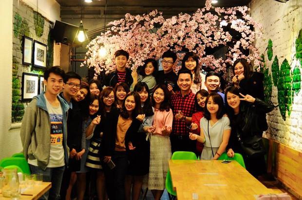 CLB sinh viên quy tụ toàn trai xinh gái đẹp, đào tạo rất nhiều gương mặt MC quen thuộc cho VTV, VTC - Ảnh 26.