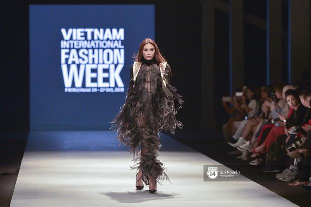 Võ Hoàng Yến mở màn VIFW xuất sắc, Lan Khuê làm vedette trong show Lâm Gia Khang - Ảnh 1.