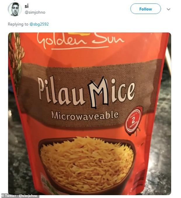 Mua gói cơm ăn liền về ăn cho qua bữa, thanh niên phát hiện ra protein đi kèm là một con chuột đã chín - Ảnh 4.