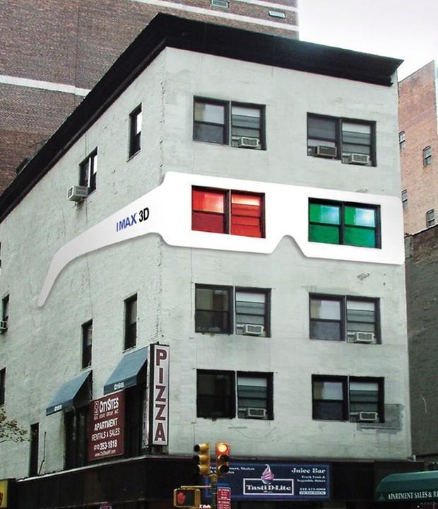 Những biển quảng cáo đường phố xứng đáng được gọi là tác phẩm nghệ thuật sắp đặt - Ảnh 14.