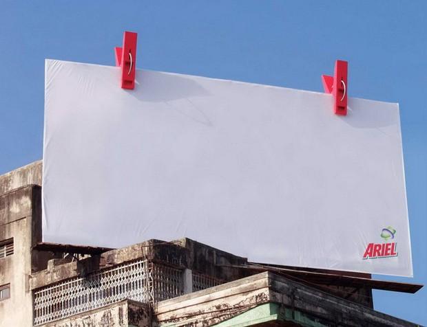 Những biển quảng cáo đường phố xứng đáng được gọi là tác phẩm nghệ thuật sắp đặt - Ảnh 18.