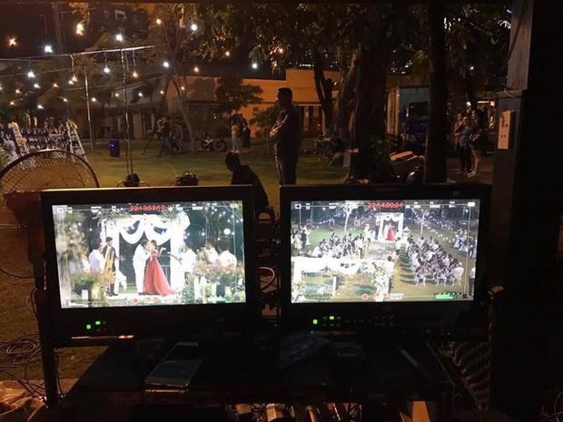 Lộ cảnh đám cưới Hậu duệ mặt trời bản Việt: Khả Ngân rất đẹp nhưng thứ khó hiểu nhất lại ở... chân cô! - Ảnh 1.