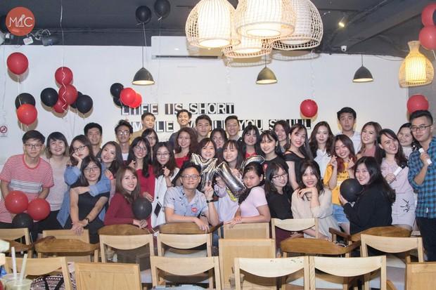 CLB sinh viên quy tụ toàn trai xinh gái đẹp, đào tạo rất nhiều gương mặt MC quen thuộc cho VTV, VTC - Ảnh 20.