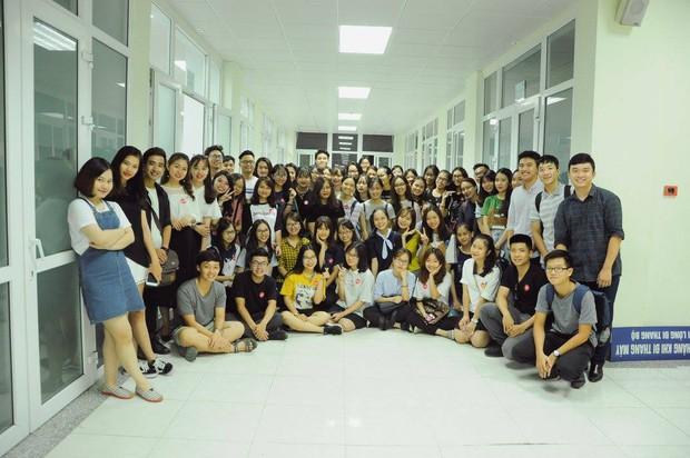 CLB sinh viên quy tụ toàn trai xinh gái đẹp, đào tạo rất nhiều gương mặt MC quen thuộc cho VTV, VTC - Ảnh 22.