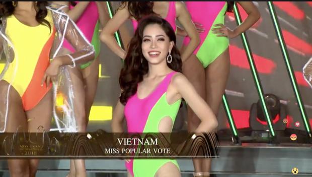 Clip hot: Khoảnh khắc Bùi Phương Nga xuất sắc bước vào top 10 Miss Grand International 2018 - Ảnh 2.