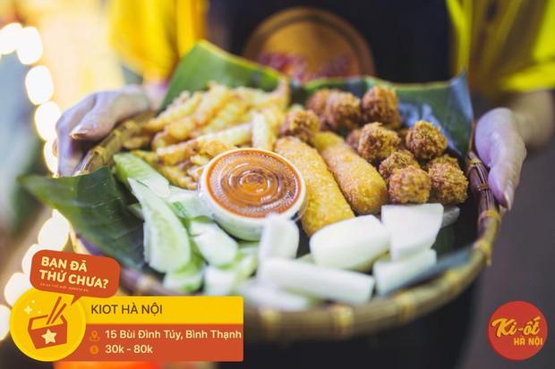 Ở Sài Gòn mà lỡ thèm những món ăn chơi Hà Nội thì nên đến đâu để gửi gắm nỗi lòng? - Ảnh 5.