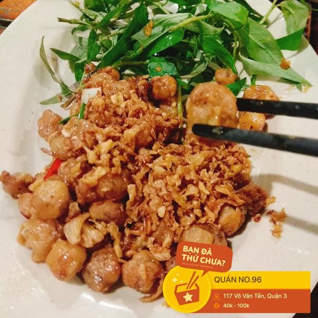 Ở Sài Gòn mà lỡ thèm những món ăn chơi Hà Nội thì nên đến đâu để gửi gắm nỗi lòng? - Ảnh 9.