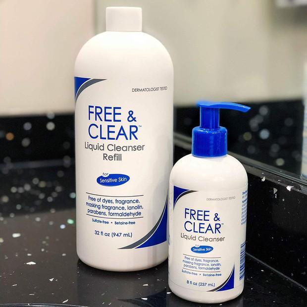 7 sữa rửa mặt tuyệt vời cho da khô được BS da liễu khuyên dùng vì làm sạch hiệu quả mà vẫn giữ da ẩm mọng - Ảnh 5.