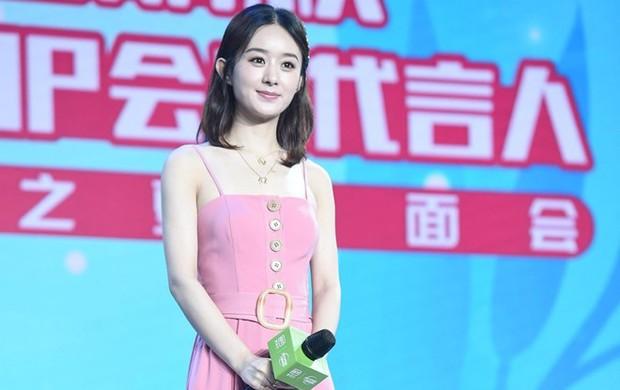 Địch Lệ Nhiệt Ba vượt mặt Triệu Lệ Dĩnh - Dương Mịch, Phạm Băng Băng tuột dốc trong BXH giá trị thương mại - Ảnh 4.