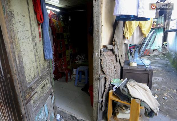 Chùm ảnh: Khu ổ chuột của hơn 15.000 người sống treo trên di sản thế giới ở Kinh thành Huế - Ảnh 7.