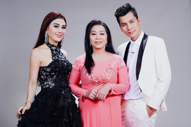 Mẹ chồng ví Lâm Khánh Chi là bông sen giữa đầm lầy và mong con dâu cảm thông, tha thứ những thiếu sót - Ảnh 4.