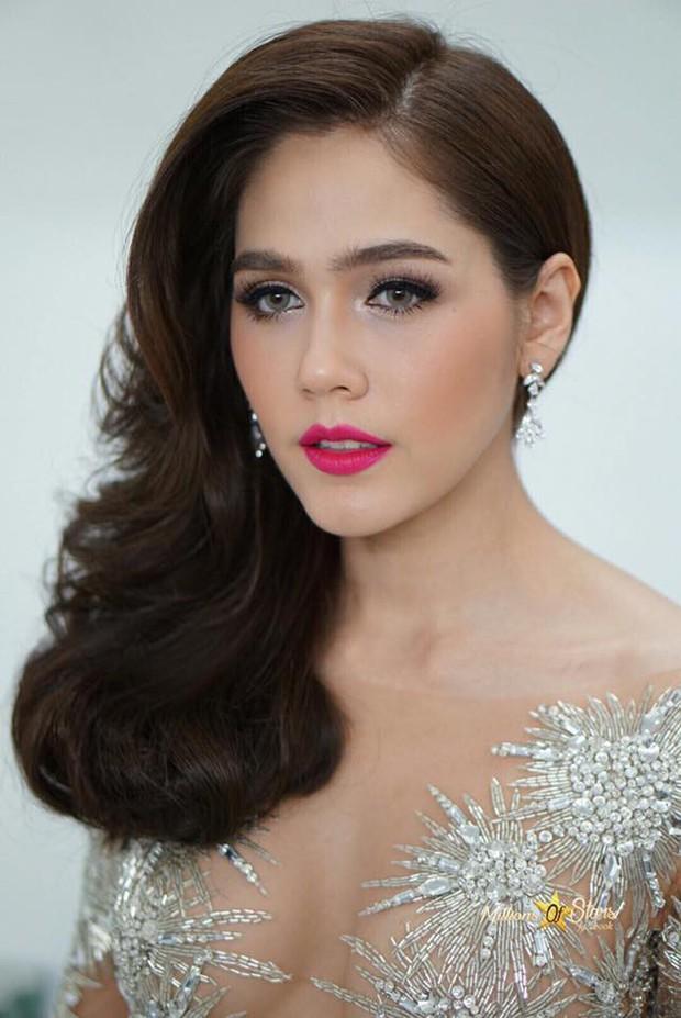 Khi minh tinh hàng đầu Thái Lan trút bỏ lớp son phấn: Người đẹp bất ngờ, kẻ kém sắc và già đi cả chục tuổi - Ảnh 1.
