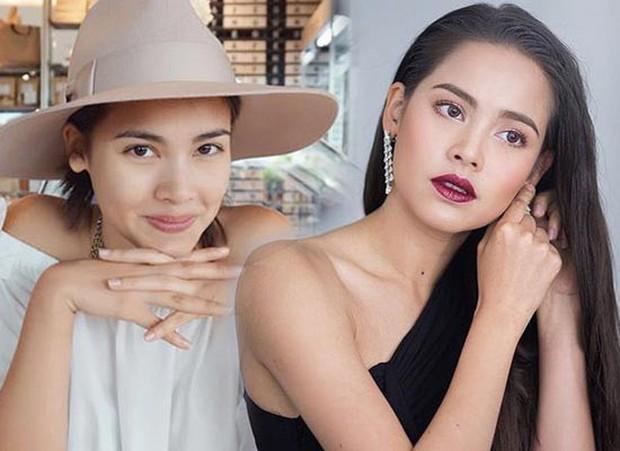 Khi minh tinh hàng đầu Thái Lan trút bỏ lớp son phấn: Người đẹp bất ngờ, kẻ kém sắc và già đi cả chục tuổi - Ảnh 21.