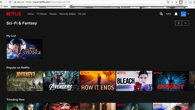 Mẹo hay cho mọt phim: Bạn đã có mật mã bí mật để truy cập vào kho tàng hơn 12 nghìn bộ phim của Netflix chưa? - Ảnh 3.