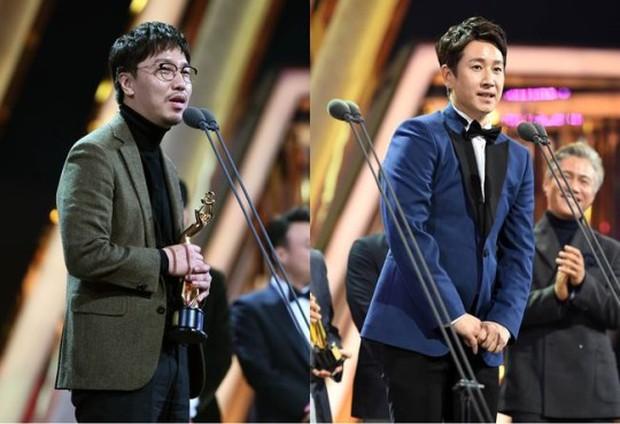 The Seoul Awards 2018: Thử Thách Thần Chết và cặp đôi Chị Đẹp bội thu giải thưởng - Ảnh 1.