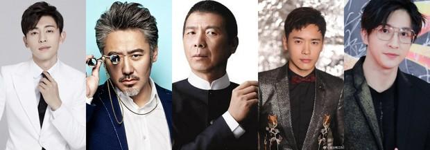 BXH diễn viên Hoa ngữ bị ghét nhất: Đặng Luân và Phạm Băng Băng dẫn đầu - Ảnh 1.