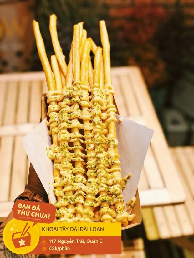 Mấy kiểu fast-food quen đã làm bạn phát ngán? Hãy thử những biến tấu đang xôn xao ở Sài Gòn xem  - Ảnh 2.