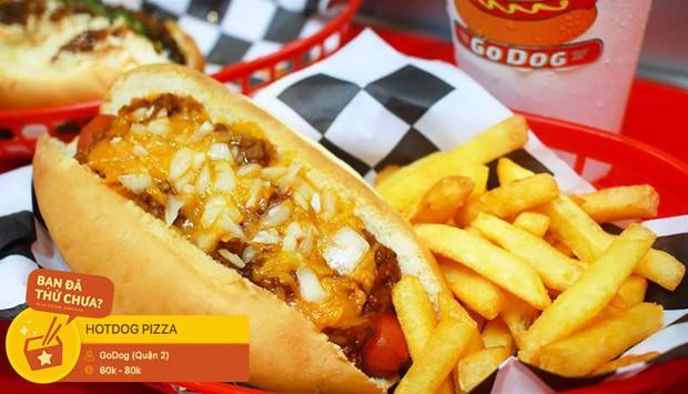 Mấy kiểu fast-food quen đã làm bạn phát ngán? Hãy thử những biến tấu đang xôn xao ở Sài Gòn xem  - Ảnh 7.