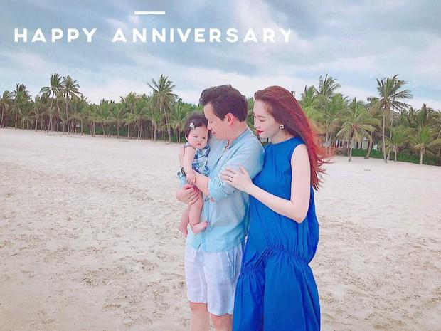 """Khoe khoảnh khắc cực đáng yêu của con gái, Đặng Thu Thảo hạnh phúc tiết lộ: """"Lần đầu chị ấy gọi ba"""" - Ảnh 3."""