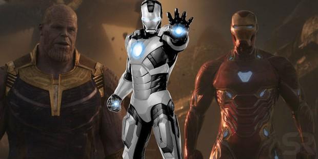 Giả thuyết mới về Avengers 4: Chìa khóa đánh bại Thanos nằm trong tủ đồ của Tony Stark? - Ảnh 2.