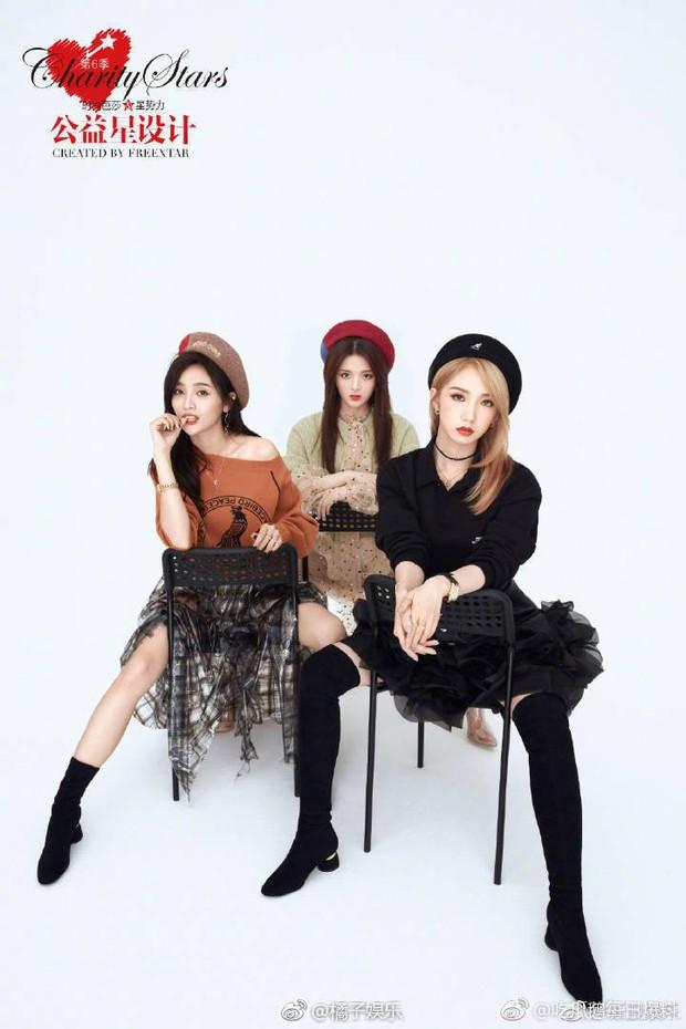 Girlgroup Produce 101 bản Trung bị chỉ trích vì đạo nhái trắng trợn hình ảnh của nghệ sĩ nhà SM - Ảnh 10.