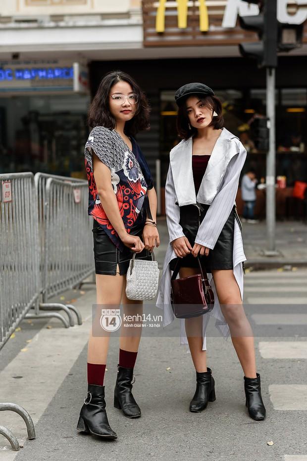 Street style ngày cuối VIFW: giới trẻ lên đồ đơn giản với độ ứng dụng cao hơn, các nhóc tì tiếp tục tranh spotlight - Ảnh 5.