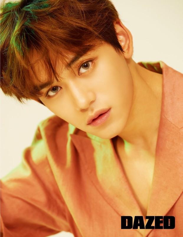 Tự nhận đẹp trai nhất SM, Lucas (NCT) sẽ thế nào khi để lộ mặt mộc 100%? - Ảnh 2.