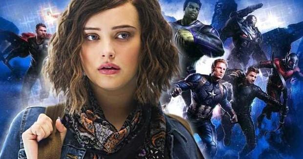 Sao nữ của loạt phim ăn khách Netflix 13 Reasons Why bất ngờ xuất hiện trong Avengers 4 - Ảnh 1.