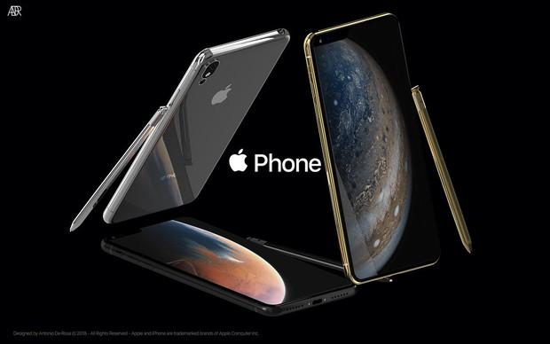 iPhone XS còn chưa kịp nguội, iPhone 2019 lập tức debut bằng concept bao xịn miễn chê - Ảnh 1.