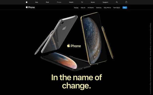iPhone XS còn chưa kịp nguội, iPhone 2019 lập tức debut bằng concept bao xịn miễn chê - Ảnh 3.