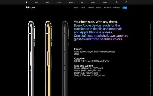 iPhone XS còn chưa kịp nguội, iPhone 2019 lập tức debut bằng concept bao xịn miễn chê - Ảnh 5.